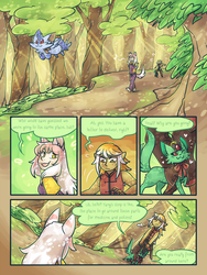 Yokoka's Quest - Chapter 3 Page 36 by ClefdeSoll