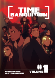 Cover Manga Volume #1 by banquition
