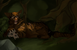 tigerstar by fleshyolk