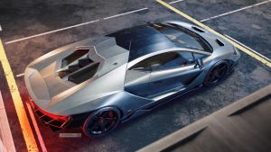 Centenario rear by jackdarton