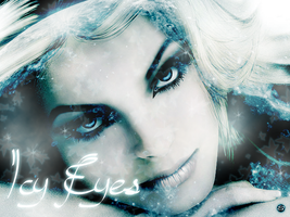 Icy Eyes by Cheve-X