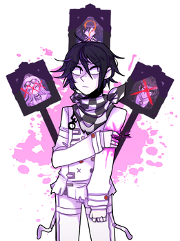 [ v3 spoilers ] killing game buster by fizzy-drinks