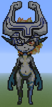 Minecraft - Midna by Unstable-Life