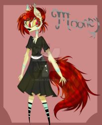Mooney by mellaly