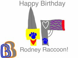 Happy Birthday Rodney! by BenBandicoot
