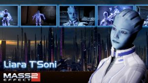 Liara T'Soni - Deadly Beauty by JohnnyDepp-Fan