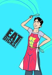 Billy Batson - Dick's Cafe by periru3