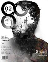 Cover Go Magazine by cati315