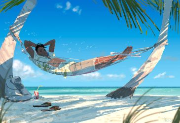 Chillin by PascalCampion