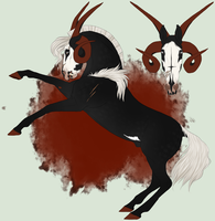 G-001 Dimitte Ego Sator by goats