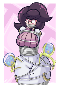 Sticky Wicke by Daisy-Pink71