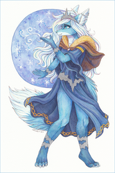 ~Queen of winter and snow~ by SnowSnow11
