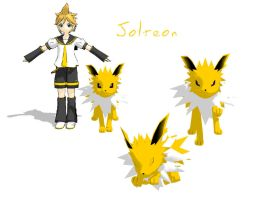 -DOWNLOAD- Jolteon by Drachryn