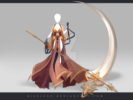 (CLOSED) Adoptable Outfit Auction 193 by JawitReen