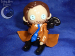 Cute as a Button Castiel for Erin by SmilingMoonCreations