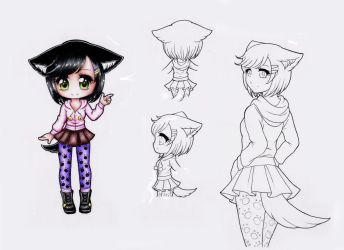 Adoptable 2 __ with-sheets by DayseRosi