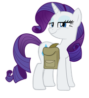 Rarity vector by knorberthu