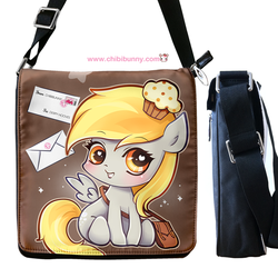 Derpy Hooves messenger bag by tho-be