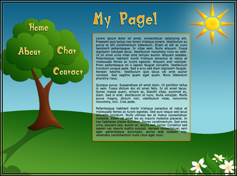My Page by BlueCup