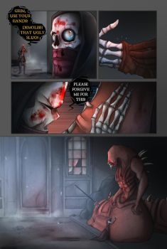 The Next Reaper | Chapter 7. Page 165 by DeusJet