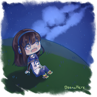 AA : Stargazing by DeanaHere
