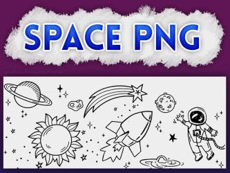 +SPACE  PACK PNG #OO1 by xPufflex