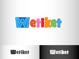 wetiket.net Logo by HalitYesil