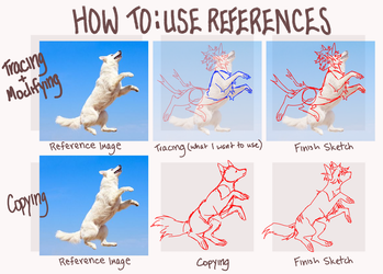 how to use references by ufoprnc