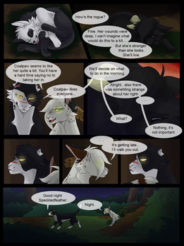 The shadow has come .Page.40 by CHAR-C0AL