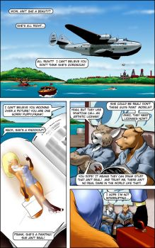 Big Red: Page 1 by RJBartrop