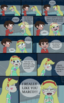 Page 3 What are we? Starco fan comic by BakaJager