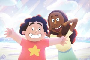 Steven and Connie by cling17
