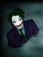 Why so serious? by McStAr182