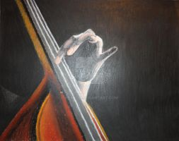 Cello's Melody by soarts