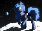 To the Moon, again! by hioshiru-alter