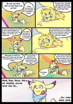 Hope In Friends Chapter 2 Page 9 by Zander-The-Artist