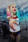 Suicide Squad - Harley Quinn by Katy-Angel