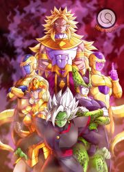 The regime of the new gods by diegoku92