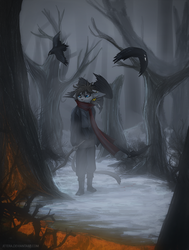 Valley of Crows by Jetera