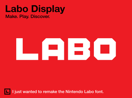Labo Display by LyricOfficial
