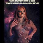 Chewbacca StarWars Inspired Body Painting by VisualEyeCandy