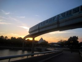 Monorail by mage-luna