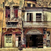 Chania Old Town by Pajunen