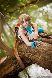 Dissidia: chill-out-tree by da-monkey