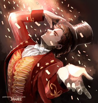 The Greatest Showman of them All by Damare