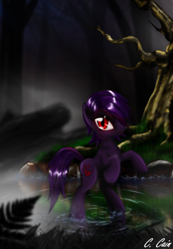 Behold Shadowmere! by C-Cain