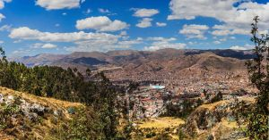 Cusco Peru by TarJakArt