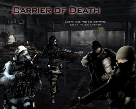 Carrier of Death by ASG266