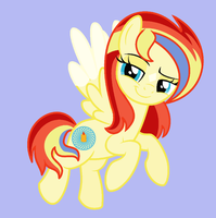 MLP Periverse- NEXT GEN Flashfire Kindle by SapphireFeatherdust