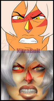 Jasper IRL .:Trying Something New:. by NitraBult